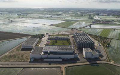La mayor planta sostenible de Europa para 5ª gama